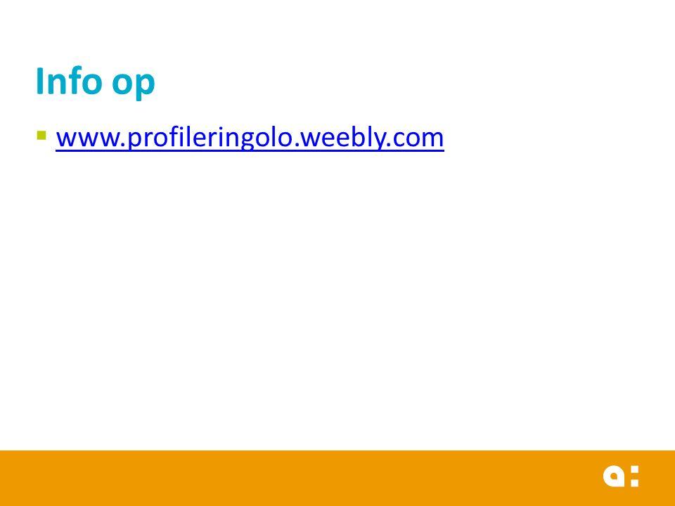 www.profileringolo.weebly.com www.profileringolo.weebly.com Info op