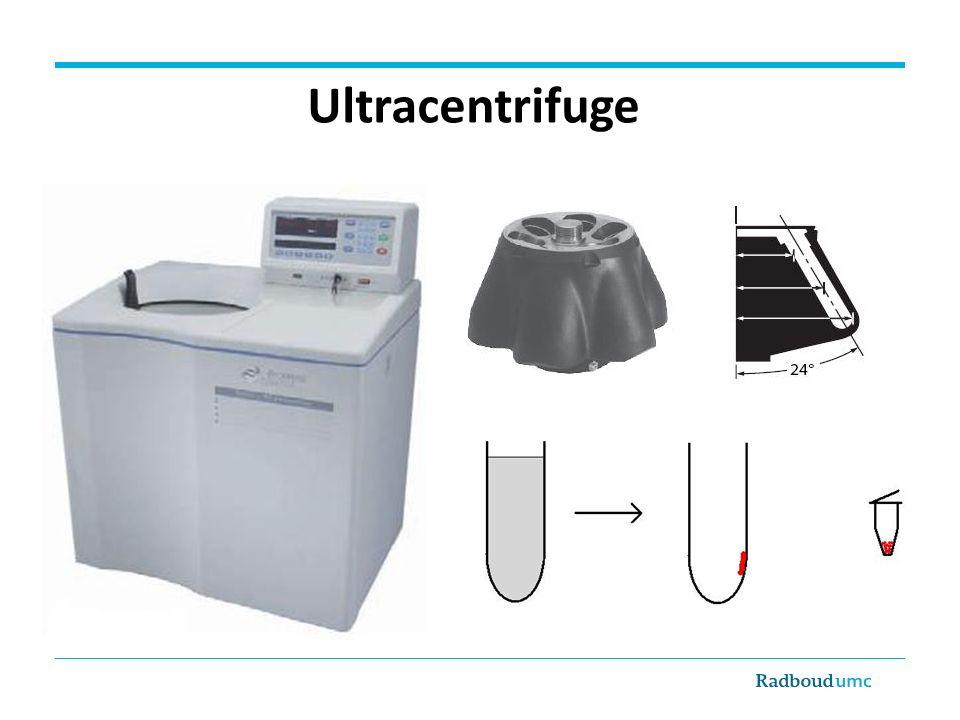 Ultracentrifuge