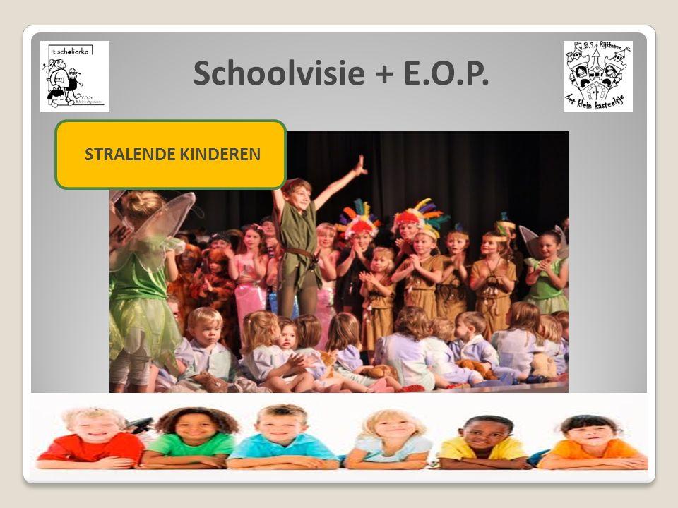 Schoolvisie + E.O.P. STRALENDE KINDEREN
