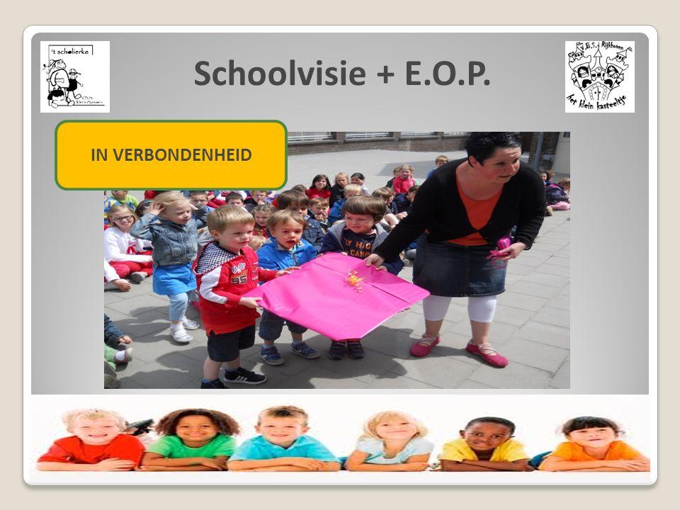 Schoolvisie + E.O.P. IN VERBONDENHEID