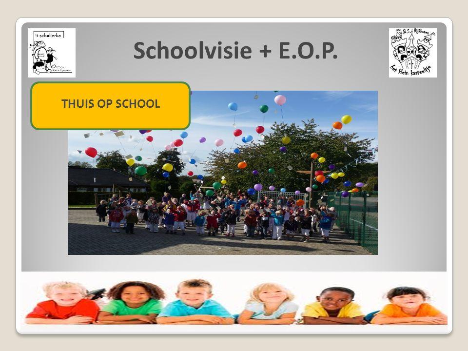 Schoolvisie + E.O.P. THUIS OP SCHOOL