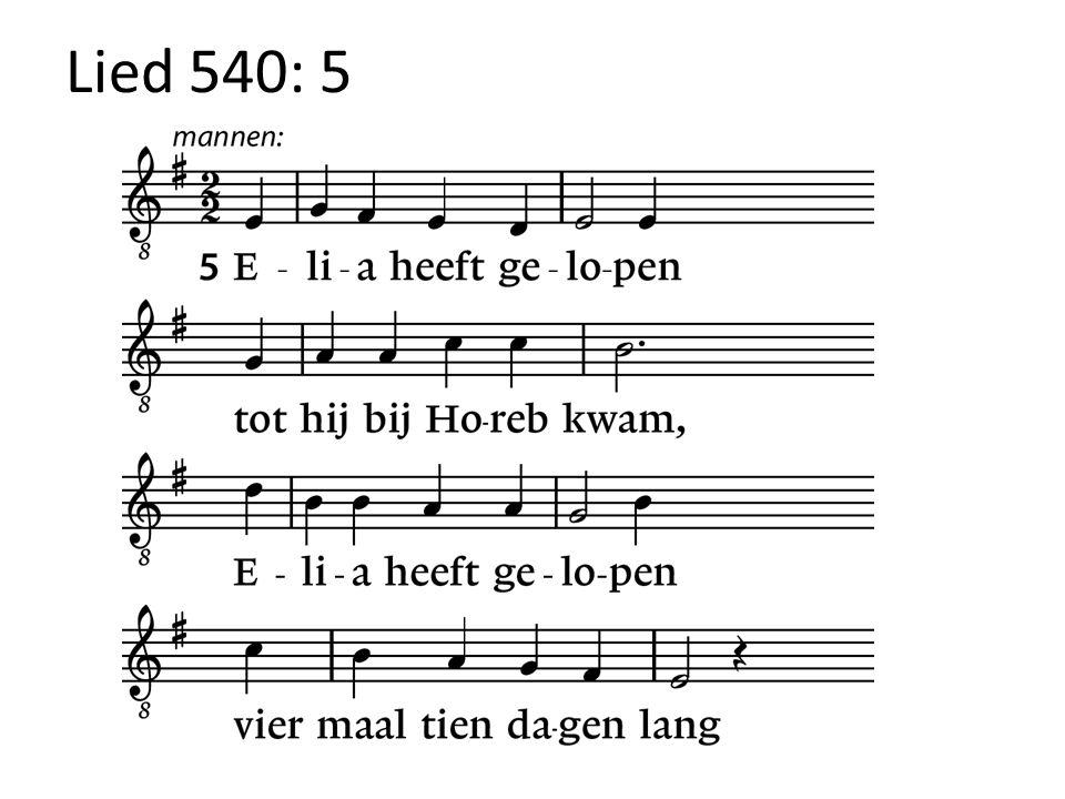 Lied 540: 5