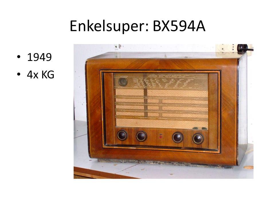 Spiegels op de FM FM band: 88 – 108 MHz MF is 10,7 MHz Spiegels van 109 – 130 MHz (luchtvaart) Geen sterke zenders Op de FM band zijn spiegelstoringen