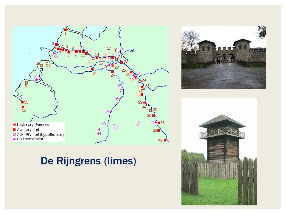 De Rijngrens (limes)