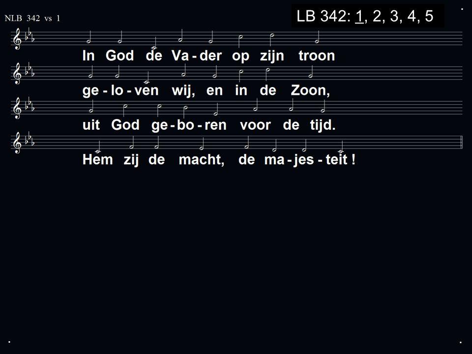 ... LB 342: 1, 2, 3, 4, 5