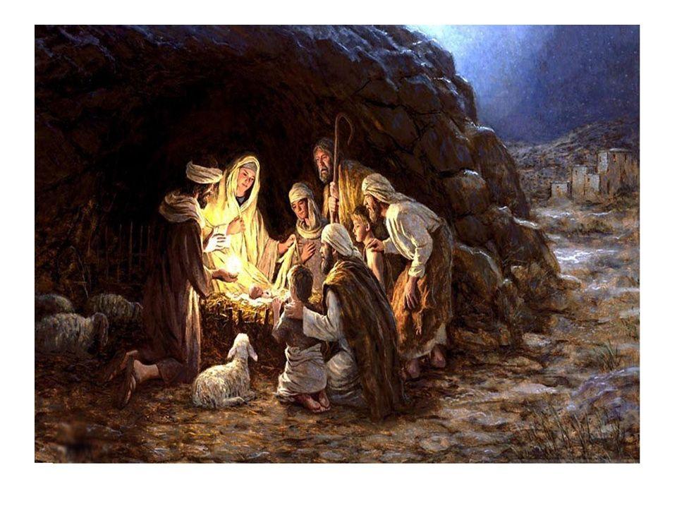 Boven Bethlehem verschijnt een ster…