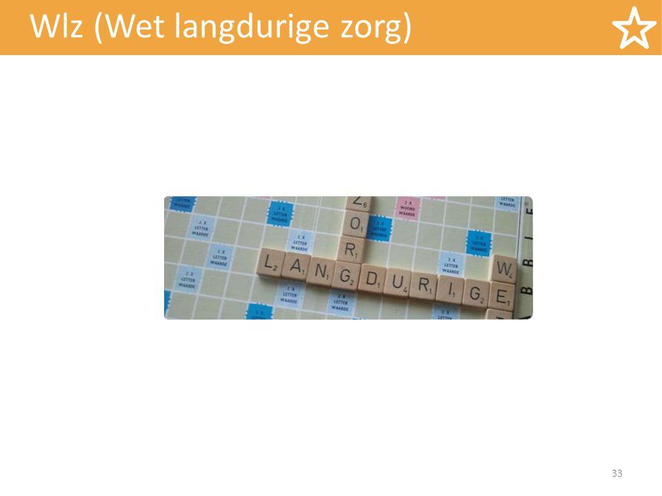 Wlz (Wet langdurige zorg) 33