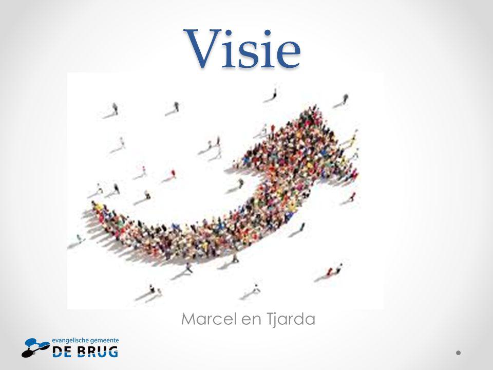 Visie Visie geeft eenheid Joh 17: 21 Laat hen allen één zijn, Vader.