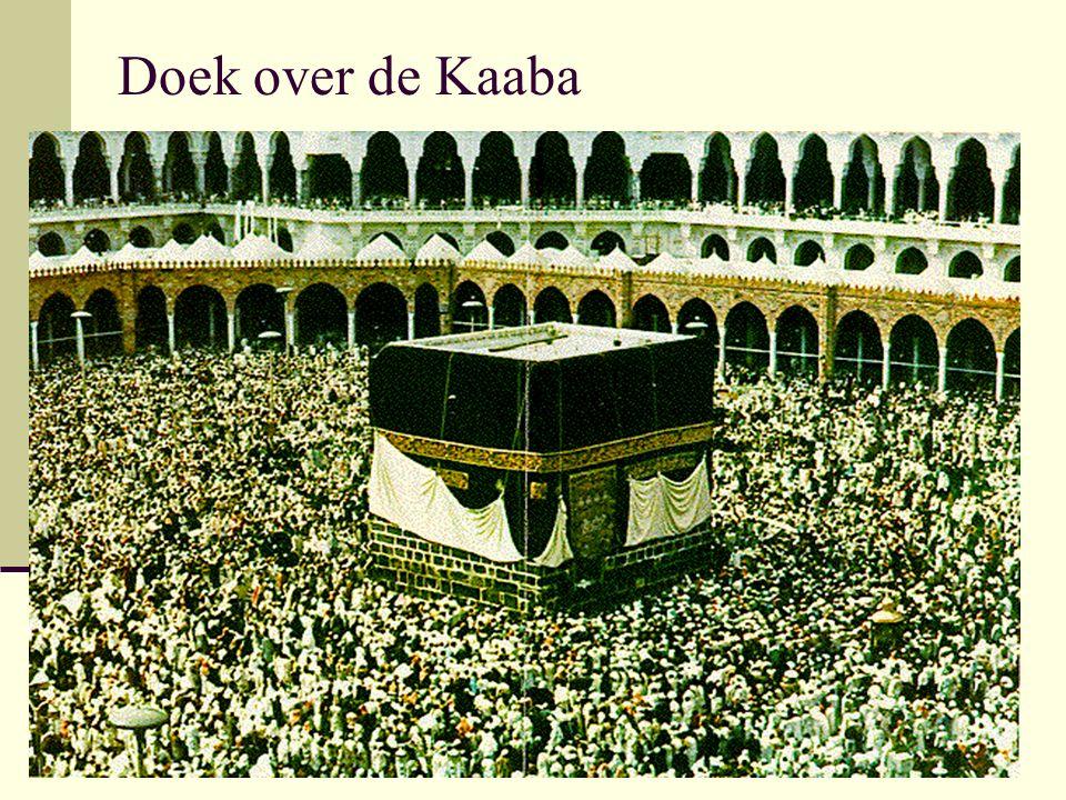 Doek over de Kaaba