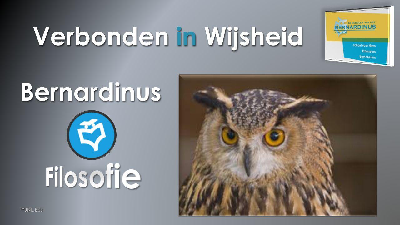 3 BernardinusBernardinus ™JNL.Bos Verbonden in Wijsheid
