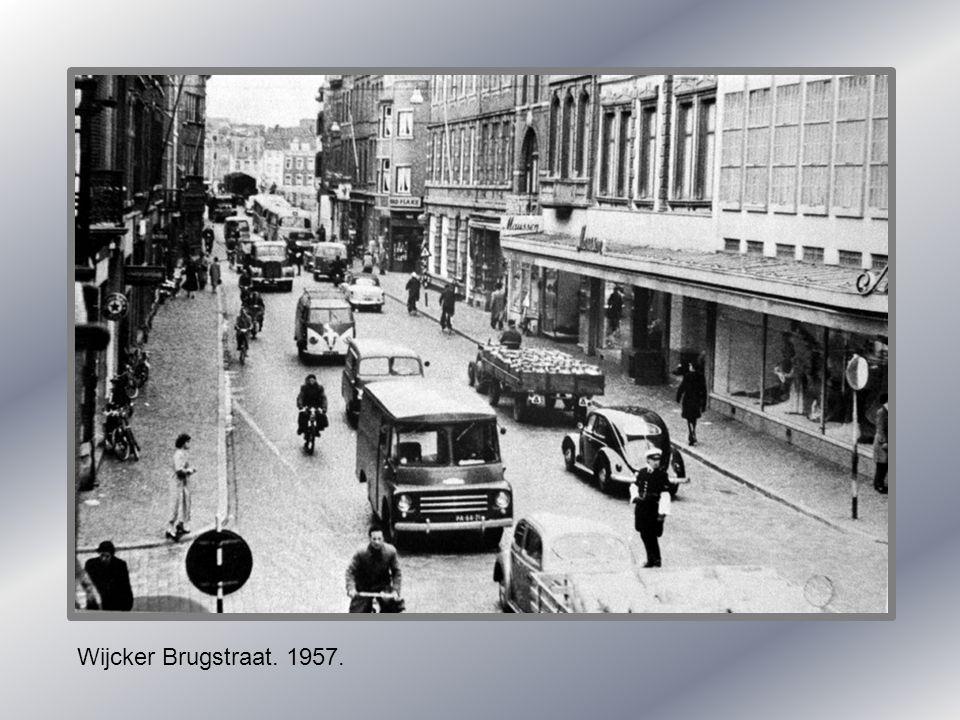 Stationstraat. 1909.