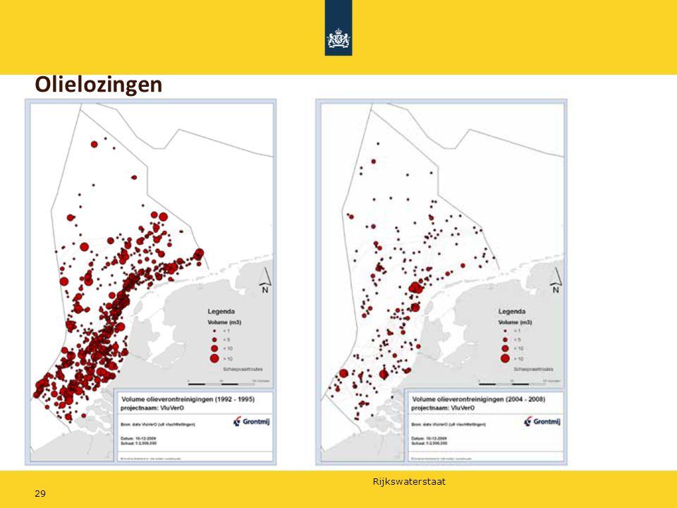 Rijkswaterstaat 29 Olielozingen