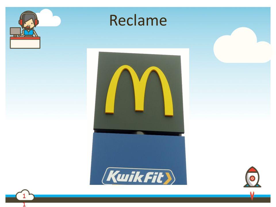 1 Reclame