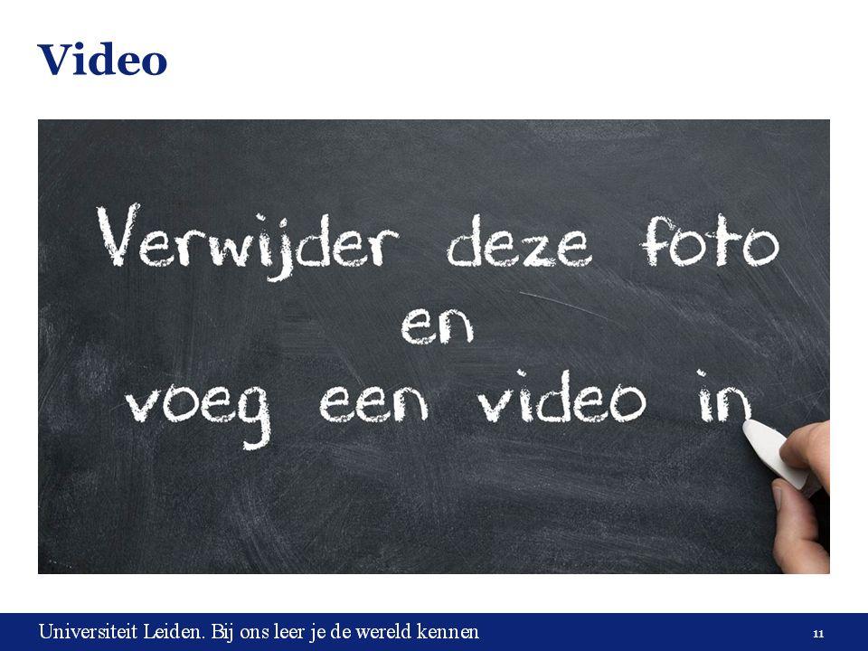11 Video