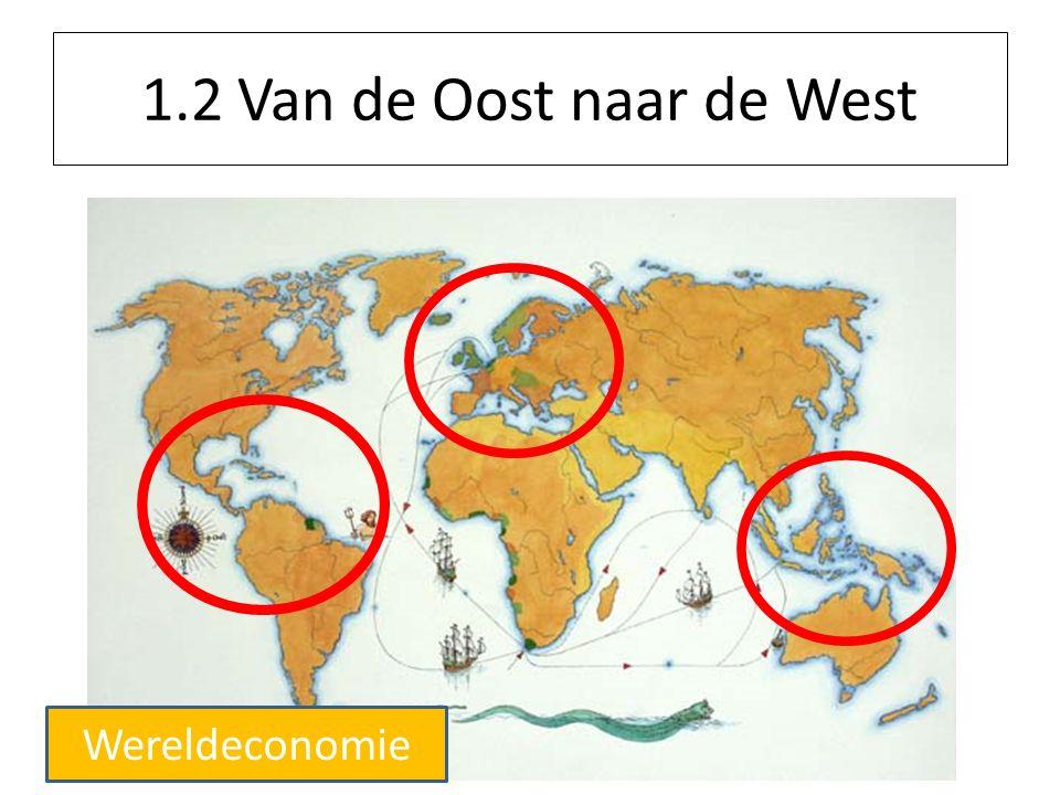 VOC – WIC Wat is het verschil tussen beide.-In welk jaar werden ze opgericht.