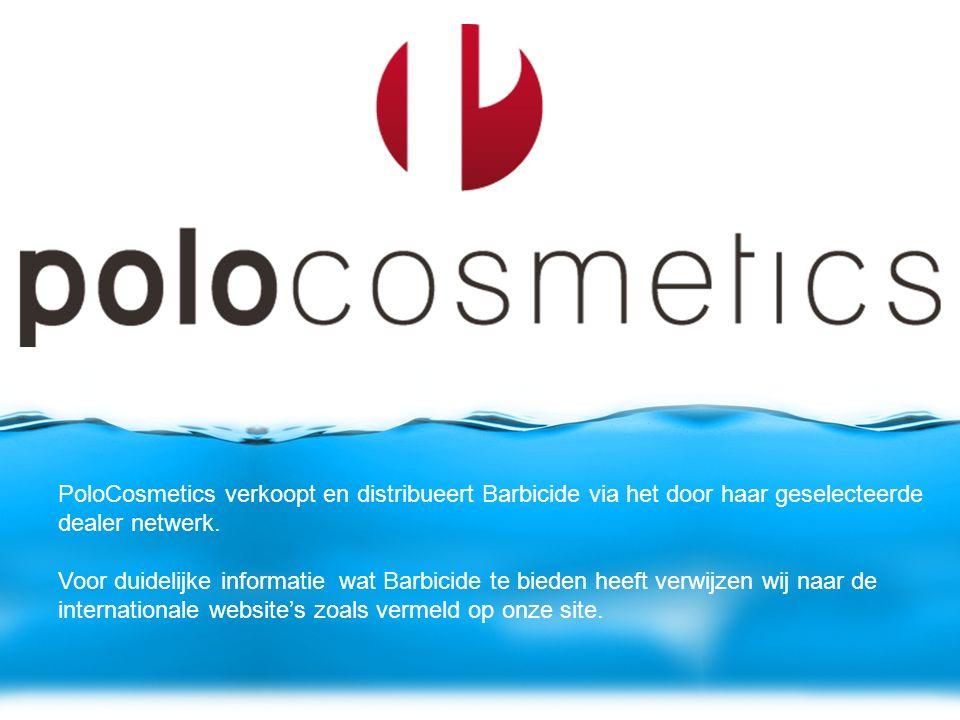 PoloCosmetics verkoopt en distribueert Barbicide via het door haar geselecteerde dealer netwerk. Voor duidelijke informatie wat Barbicide te bieden he