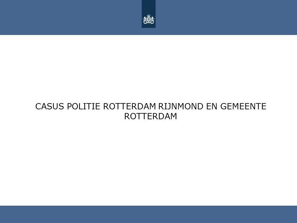 BRP en terugmeldingen door de politie Klantendag Agentschap BPR 30 oktober 2014 Loes van der Ploeg Gemeente Rotterdam Rob Switser Politie Rotterdam