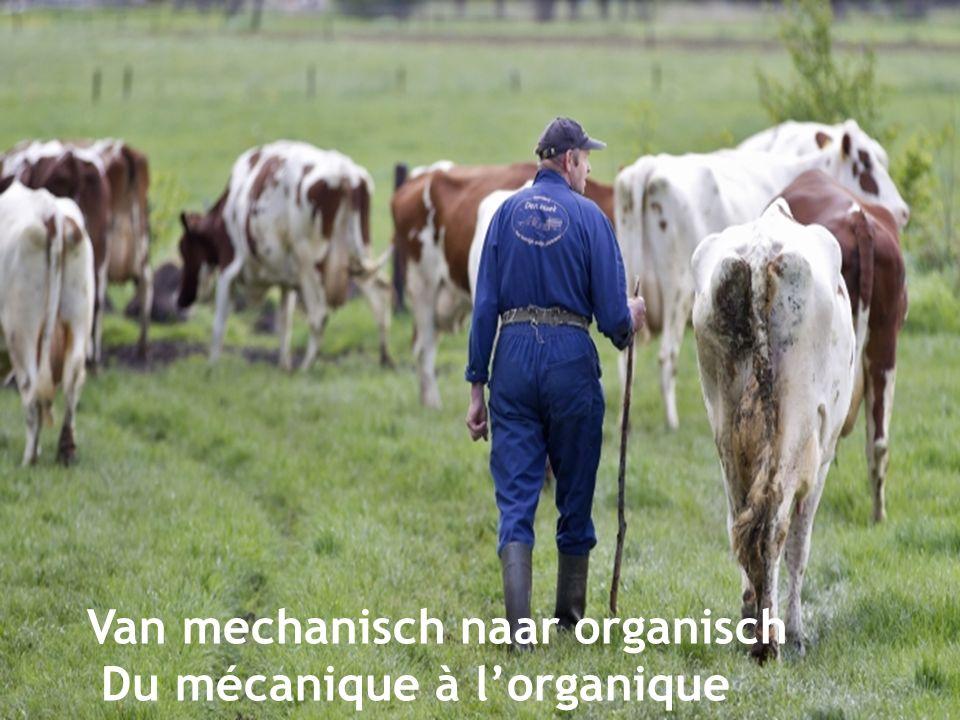 10 Van mechanisch naar organisch Du mécanique à l'organique