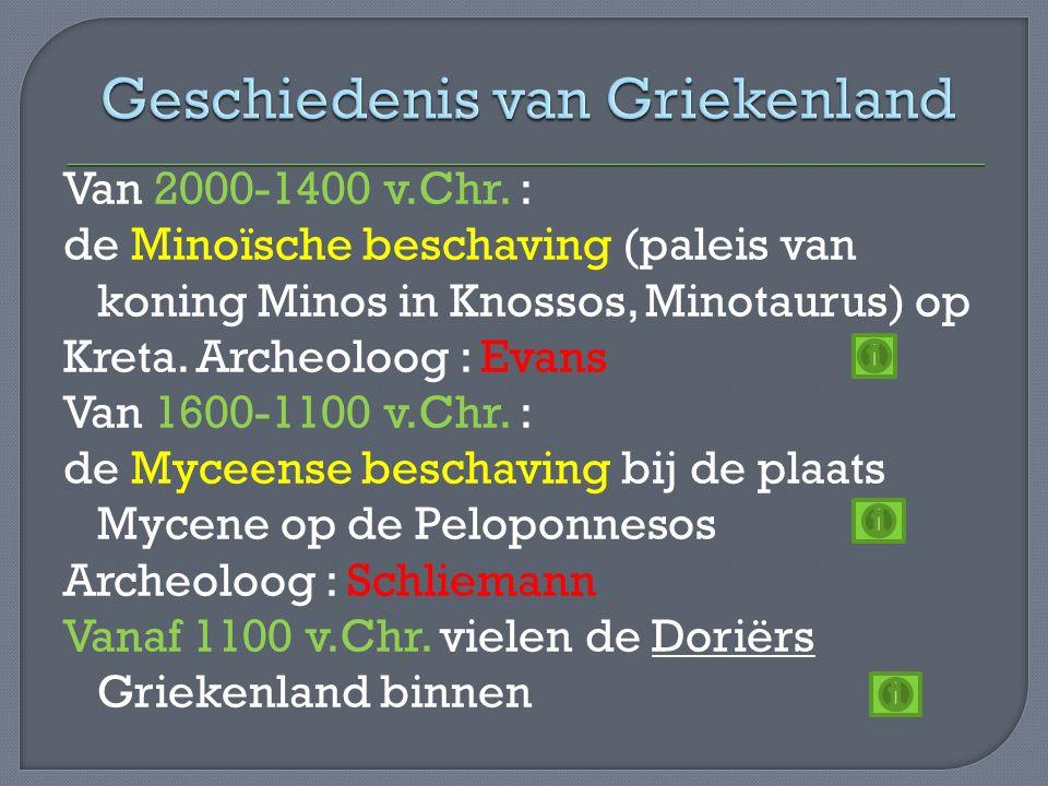 Van 2000-1400 v.Chr.