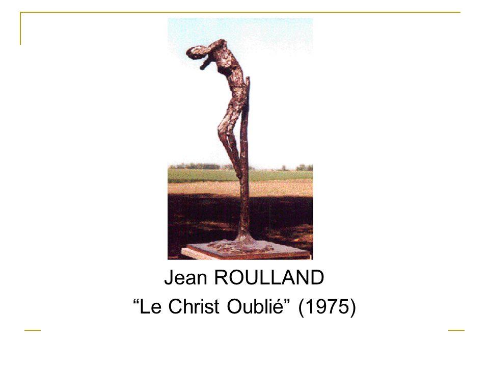 Jean ROULLAND Le Christ Oublié (1975)
