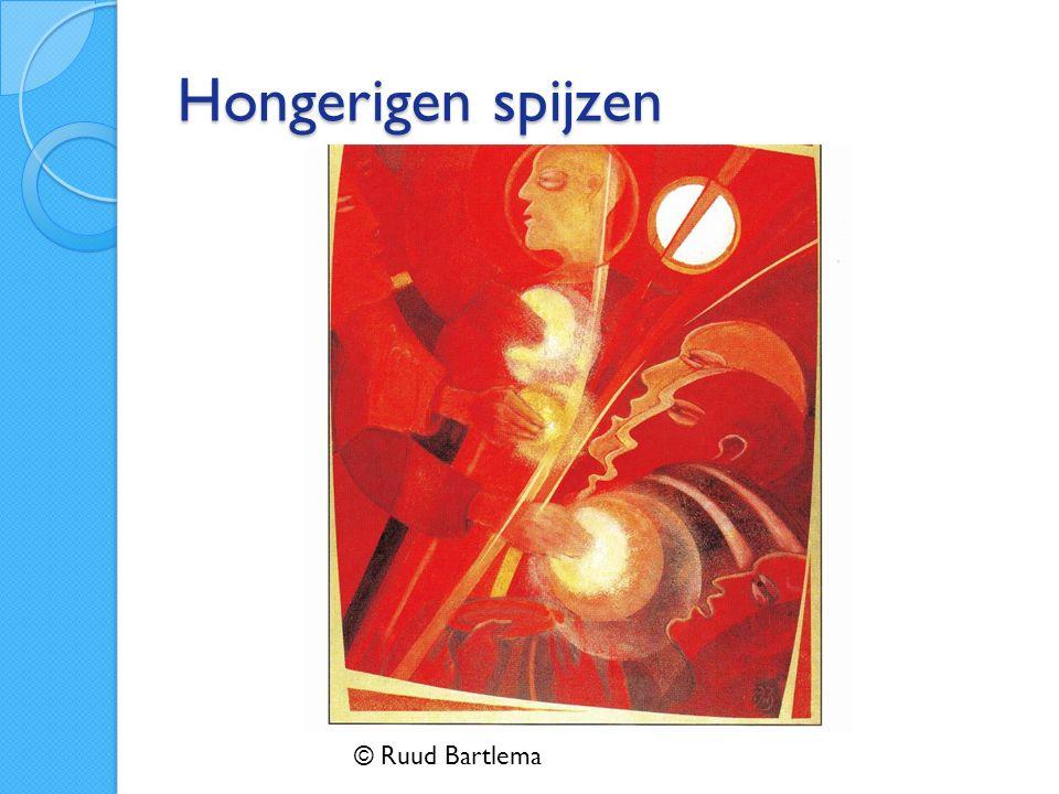 Hongerigen spijzen © Ruud Bartlema