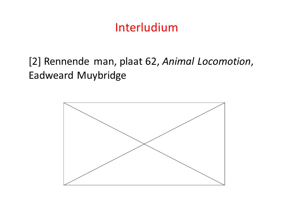 Interludium [2] Rennende man, plaat 62, Animal Locomotion, Eadweard Muybridge