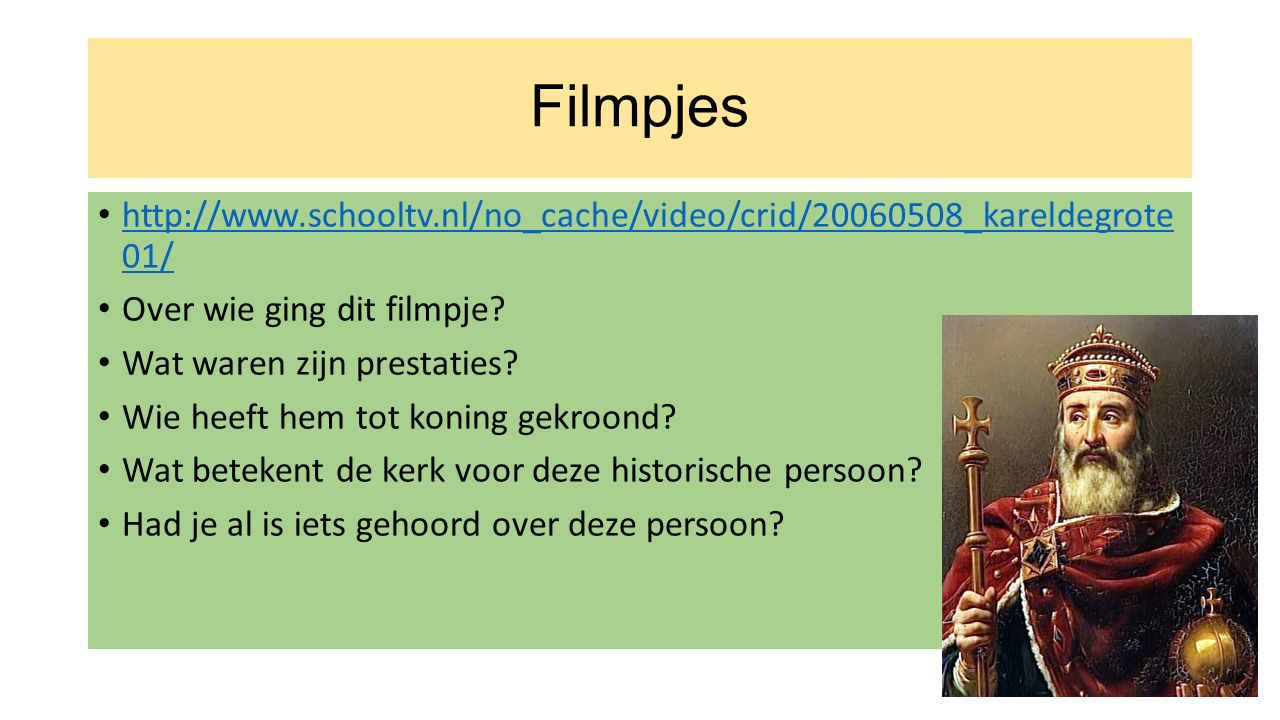 http://www.schooltv.nl/no_cache/video/crid/20060508_kareldegrote 01/ http://www.schooltv.nl/no_cache/video/crid/20060508_kareldegrote 01/ Over wie ging dit filmpje.