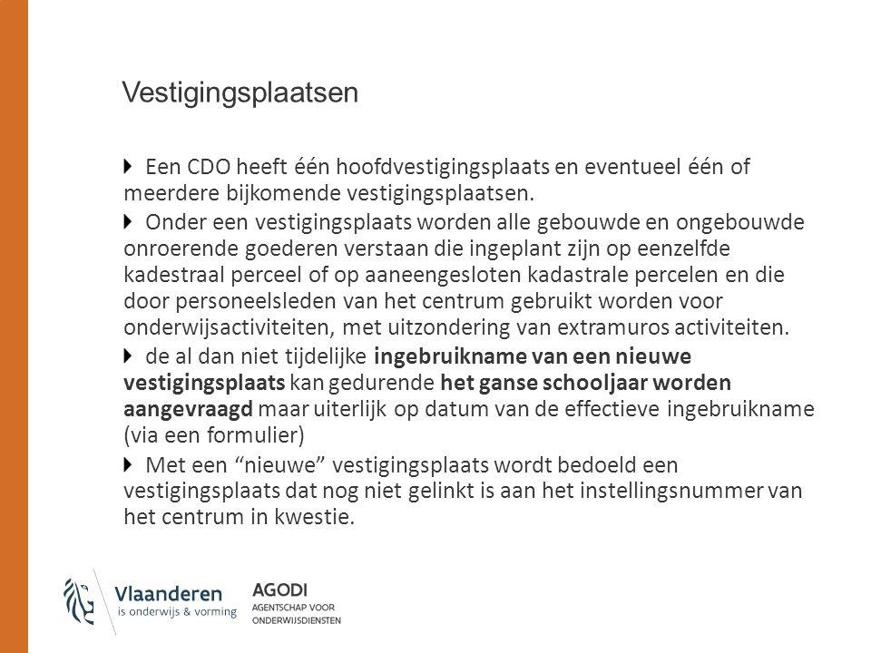 Toelatingsvoorwaarden Persoonlijk ontwikkelingstraject ook ingeschreven in een bepaalde opleiding in een CDO.