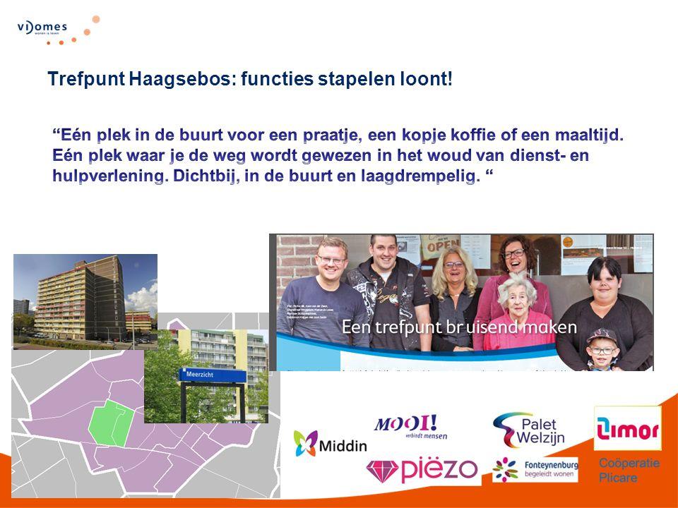Trefpunt Haagsebos: functies stapelen loont!