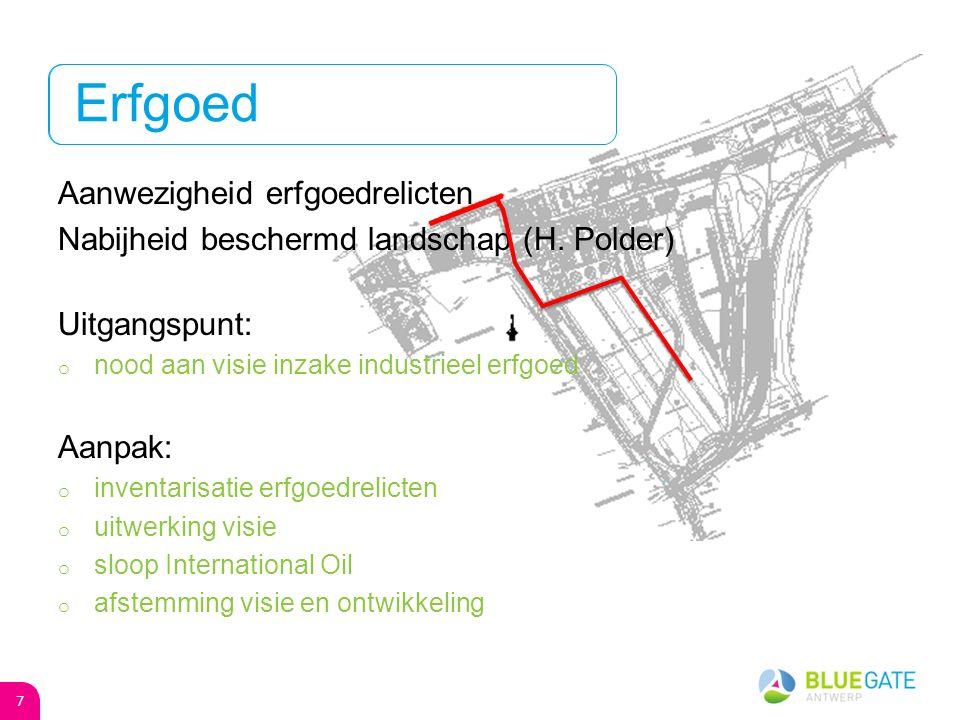 Aanwezigheid erfgoedrelicten Nabijheid beschermd landschap (H.