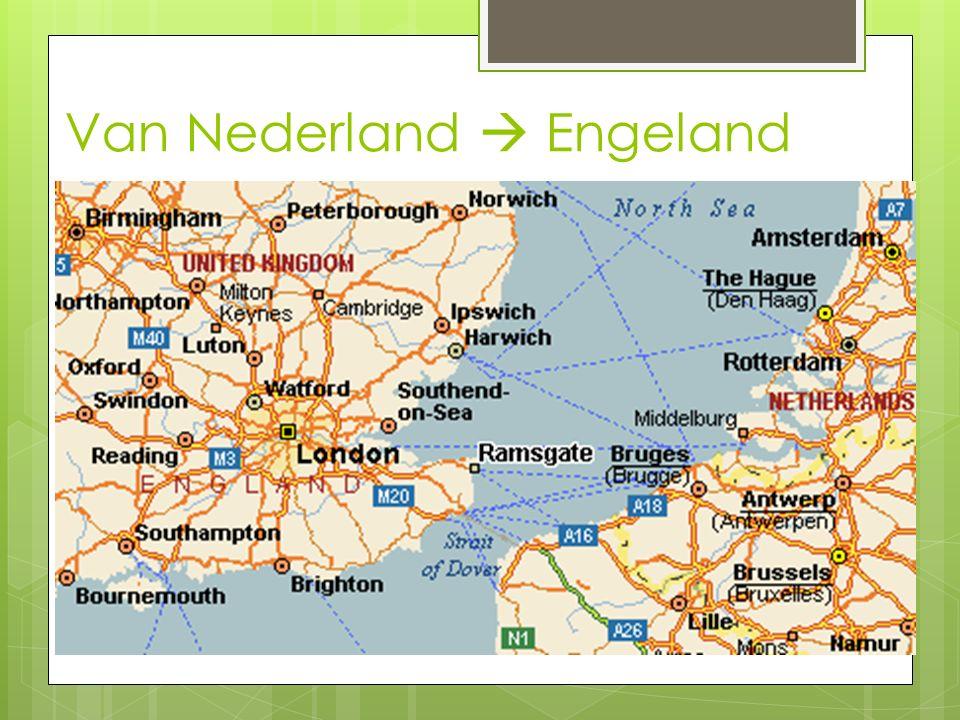Van Nederland  Engeland