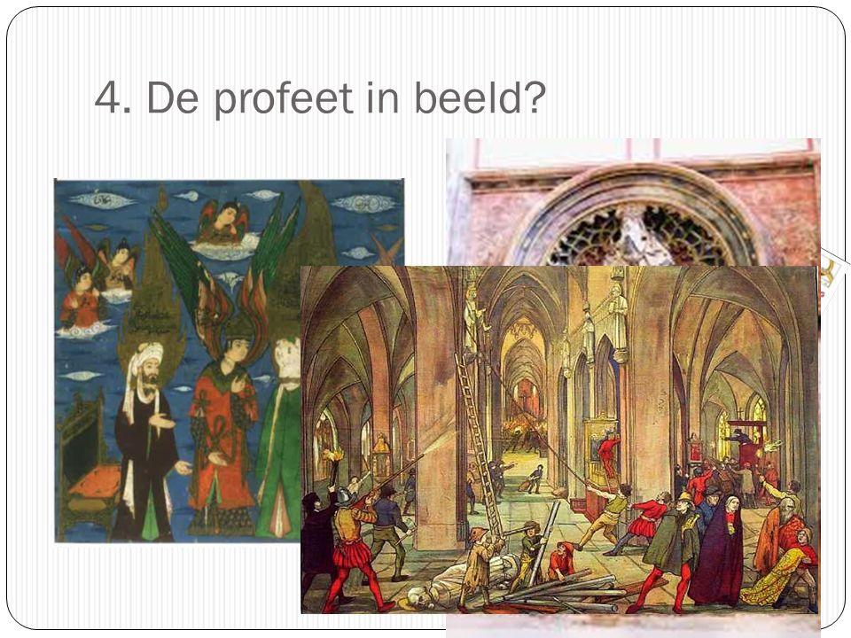 4. De profeet in beeld?