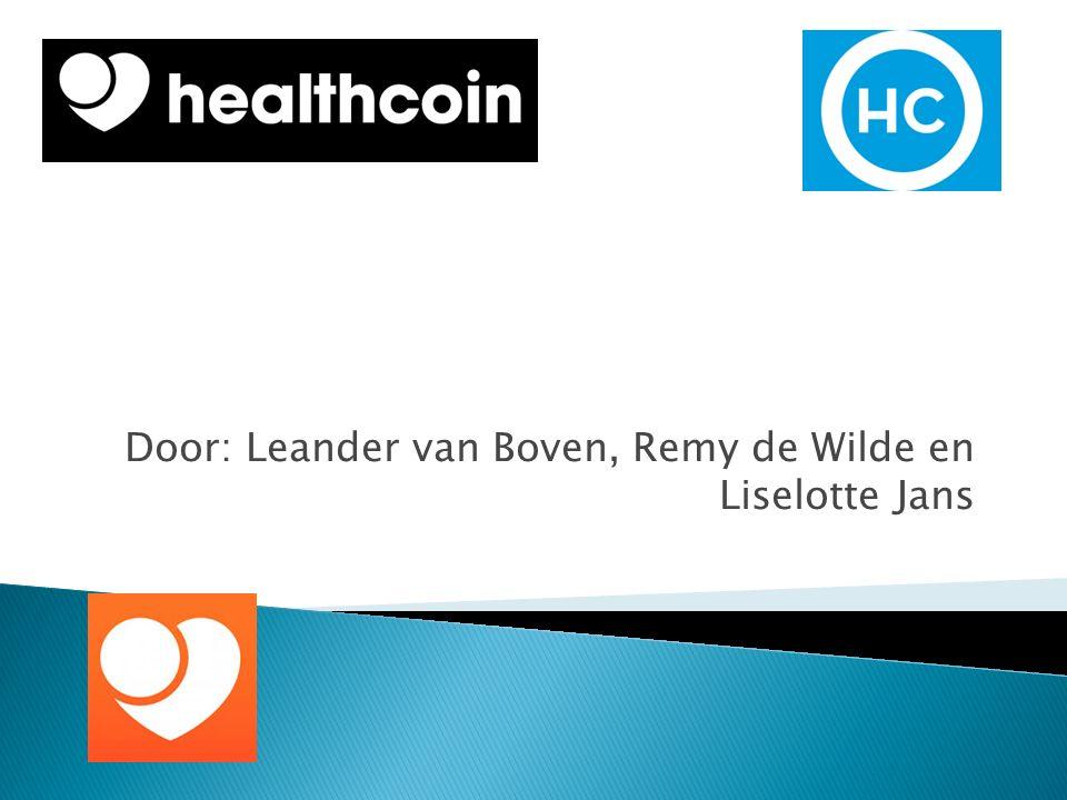 Door: Leander van Boven, Remy de Wilde en Liselotte Jans