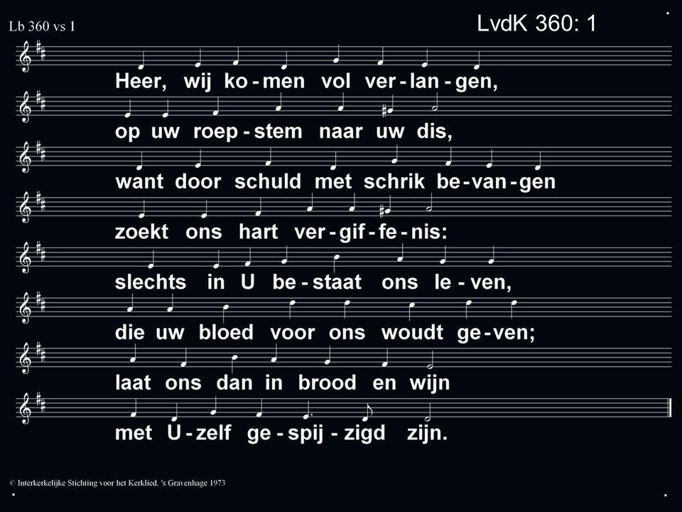 ... LvdK 360: 1