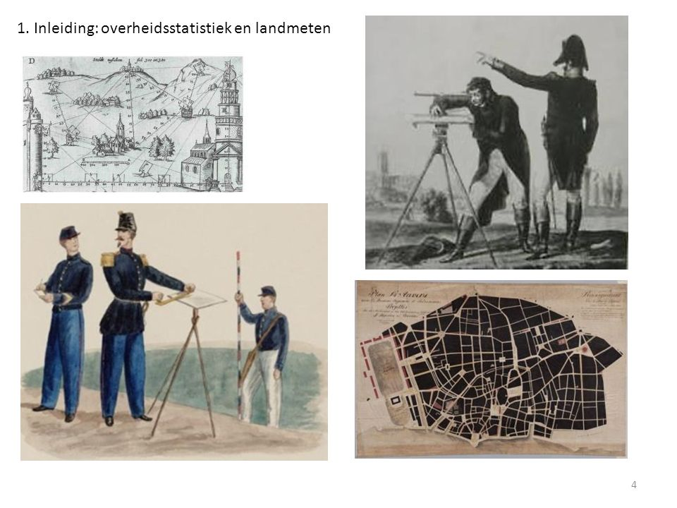 3a.Franse Huisnummering, het Gevelplan 1801: veranderde topografie t.o.v.