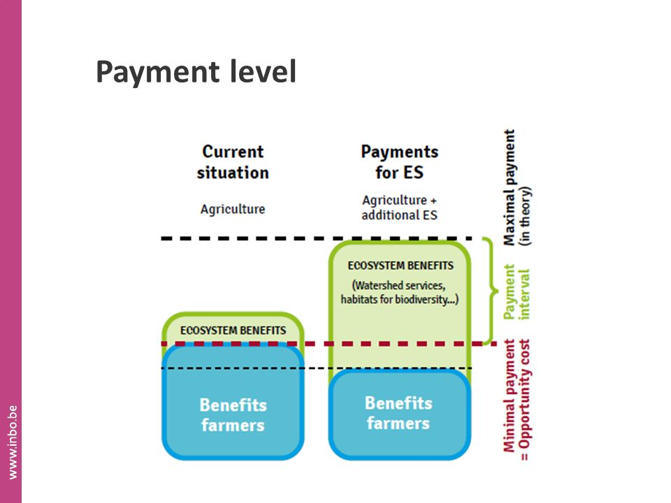 Payment level