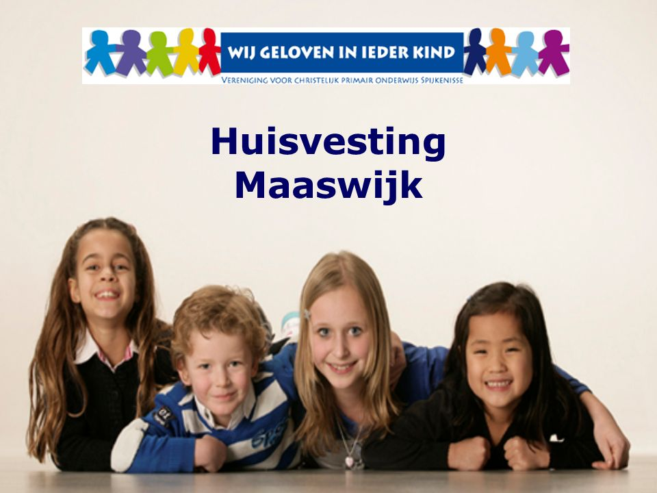 Huisvesting Maaswijk