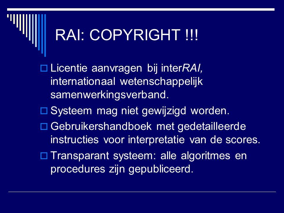 RAI: COPYRIGHT !!.