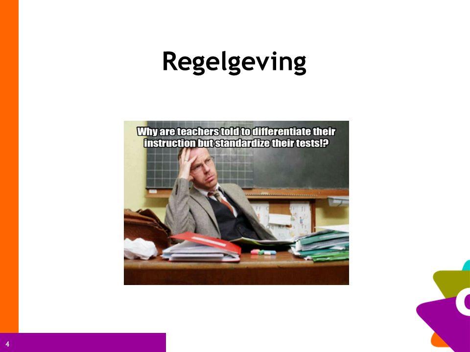 4 Regelgeving
