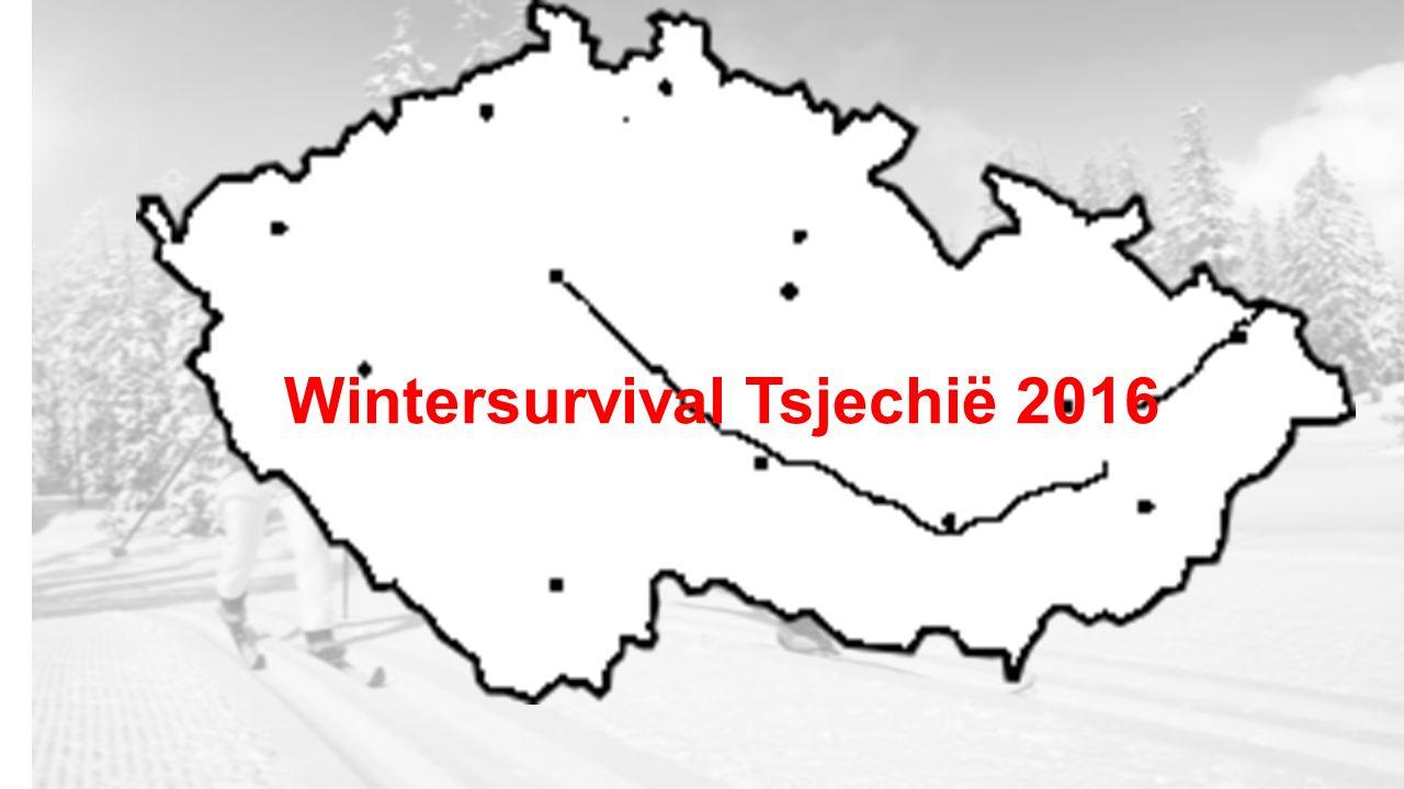 Wintersurvival Tsjechië 2016