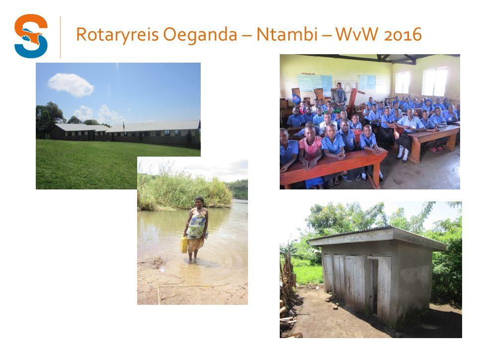 Rotaryreis Oeganda – Ntambi – WvW 2016