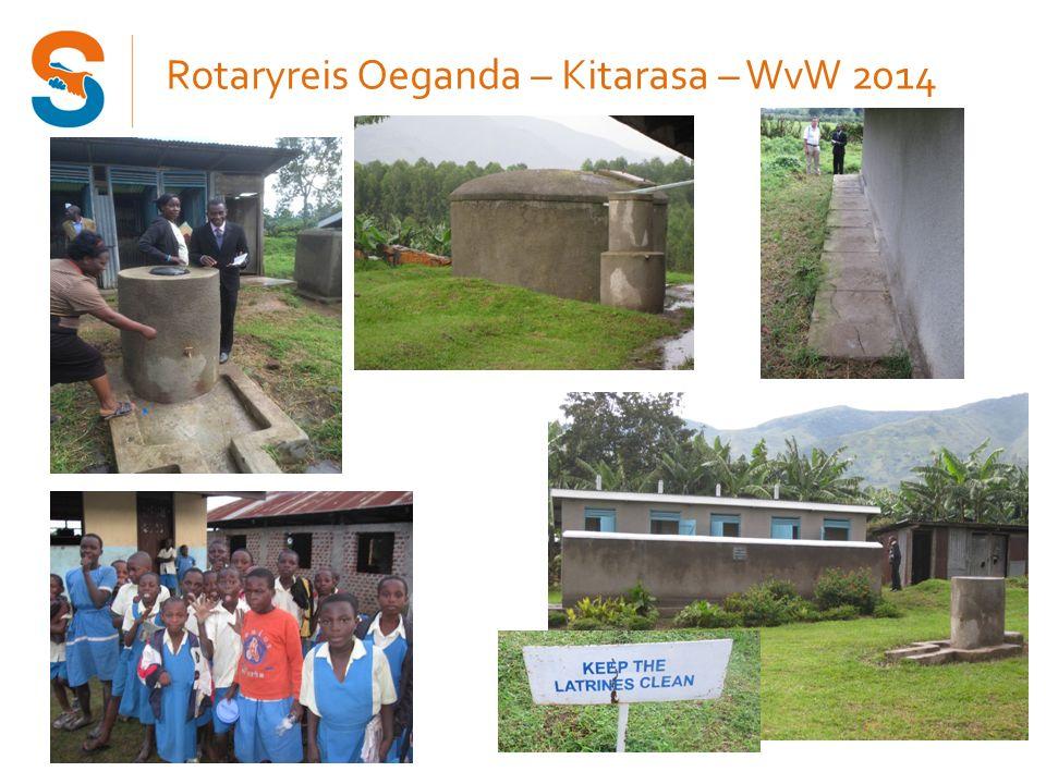 Rotaryreis Oeganda – Kitarasa – WvW 2014