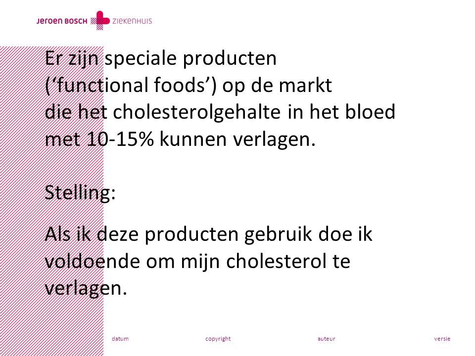 datumcopyrightauteurversie Als ik deze producten gebruik doe ik voldoende om mijn cholesterol te verlagen.