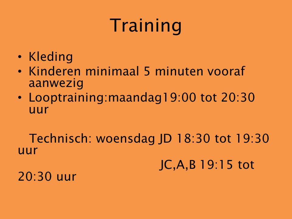 Vragen en tips? De presentatie is terug te vinden op de site www.avcastricum.nl