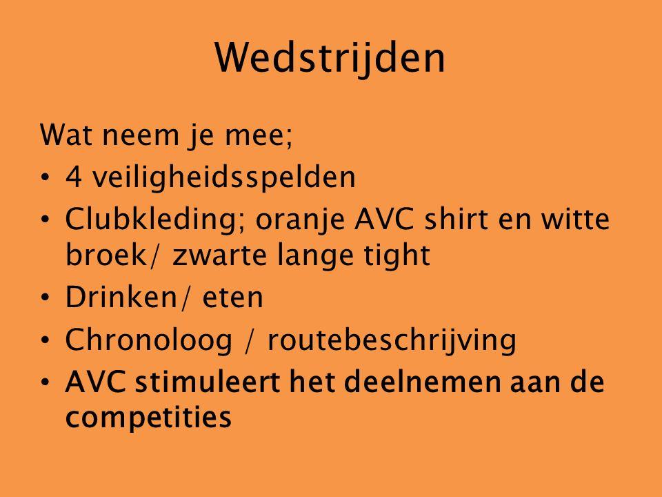 Clubkleding Verkrijgbaar via: Oosterbaan Alkmaar www.oosterbaanalkmaar.nl