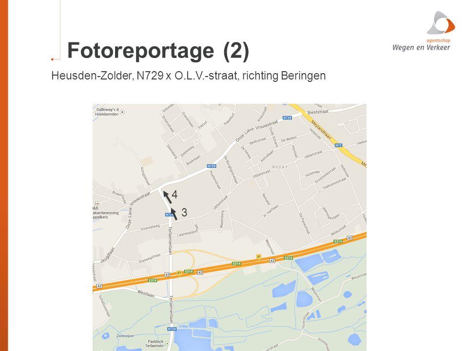 Heusden-Zolder, N729 x O.L.V.-straat, richting Beringen 3 4