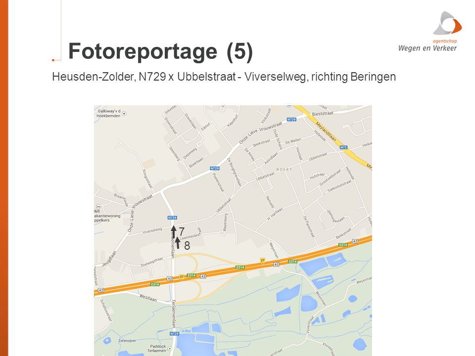 Fotoreportage (5) Heusden-Zolder, N729 x Ubbelstraat - Viverselweg, richting Beringen 8 7