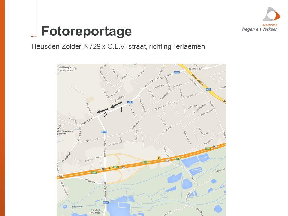 Fotoreportage Heusden-Zolder, N729 x O.L.V.-straat, richting Terlaemen 2 1