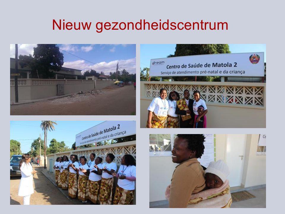 Nieuw gezondheidscentrum