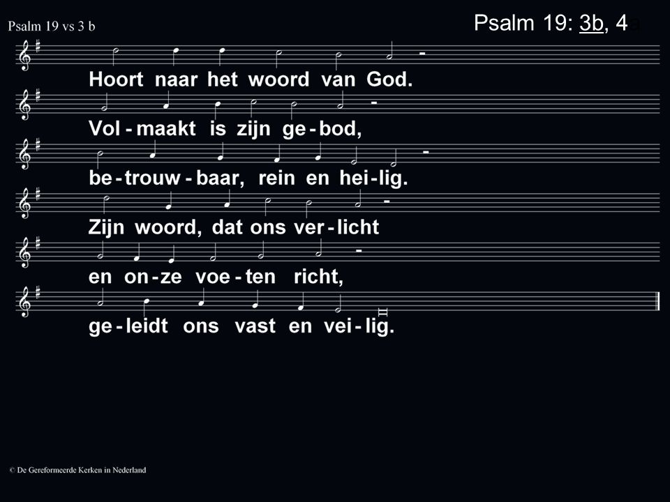 Psalm 11: 2, 3